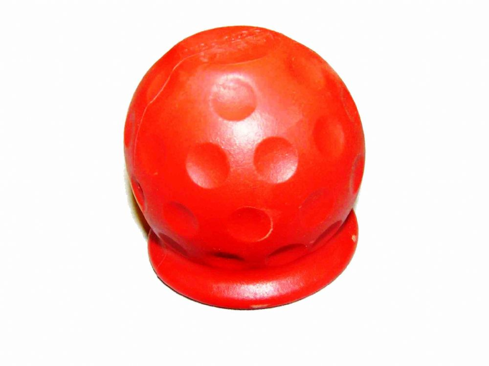 Red Squishy Ball : AL-KO SOFT BALL COVER RED